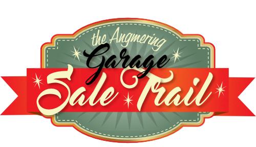 The Angmering Garage Sale Trail Logo