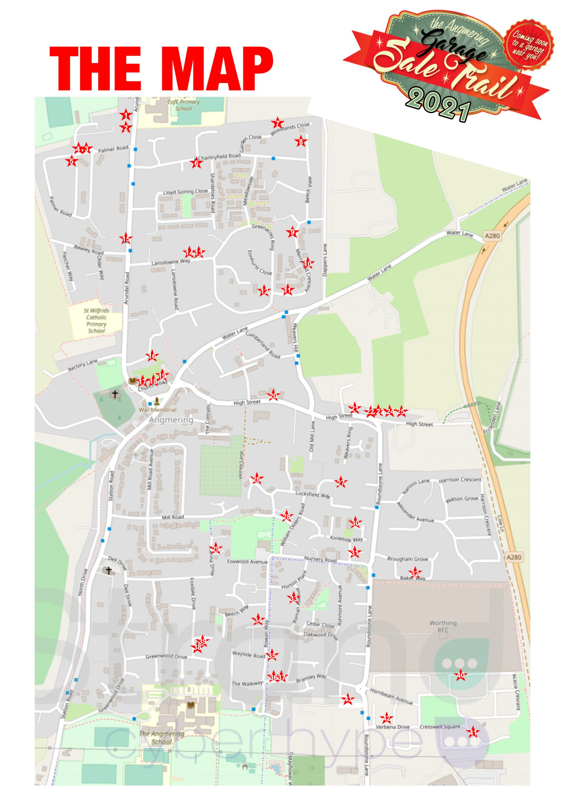 TAGST Map 2021